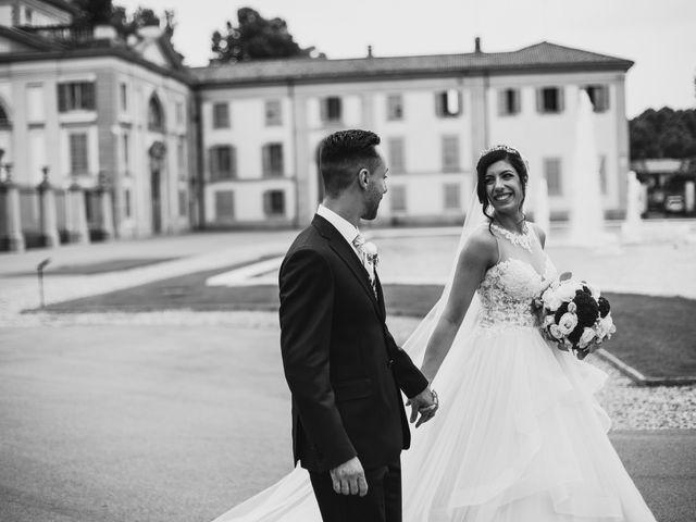 Il matrimonio di Fabio e Maria a Desio, Monza e Brianza 75