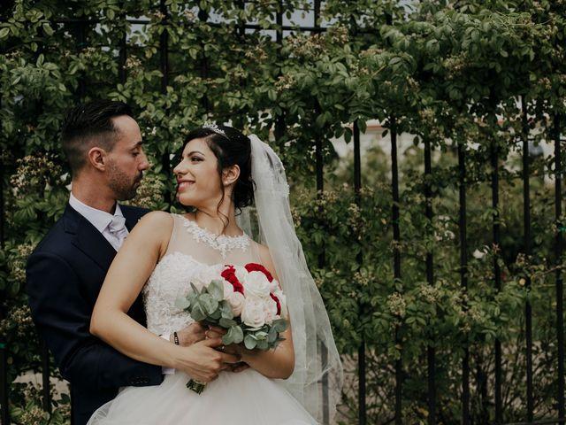 Il matrimonio di Fabio e Maria a Desio, Monza e Brianza 77
