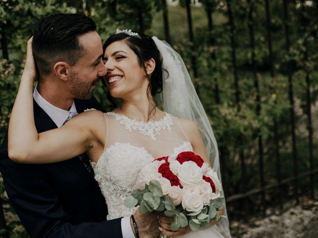 Il matrimonio di Fabio e Maria a Desio, Monza e Brianza 78