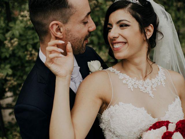 Il matrimonio di Fabio e Maria a Desio, Monza e Brianza 79