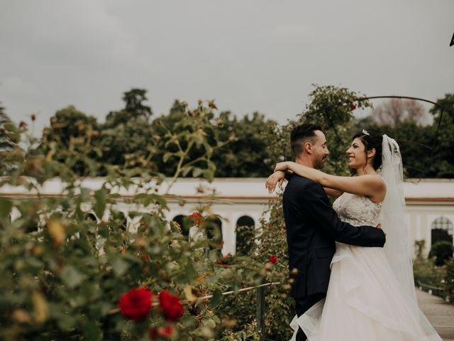Il matrimonio di Fabio e Maria a Desio, Monza e Brianza 81
