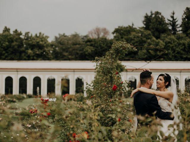 Il matrimonio di Fabio e Maria a Desio, Monza e Brianza 1