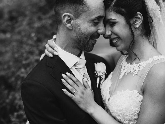 Il matrimonio di Fabio e Maria a Desio, Monza e Brianza 82