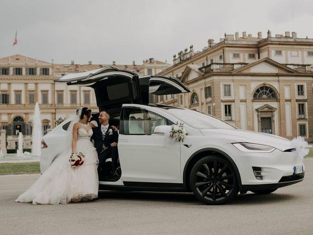 Il matrimonio di Fabio e Maria a Desio, Monza e Brianza 85