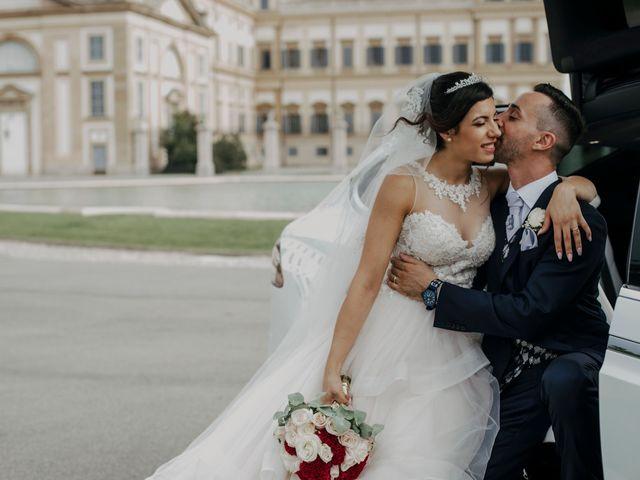 Il matrimonio di Fabio e Maria a Desio, Monza e Brianza 86