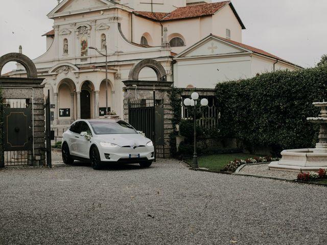 Il matrimonio di Fabio e Maria a Desio, Monza e Brianza 87