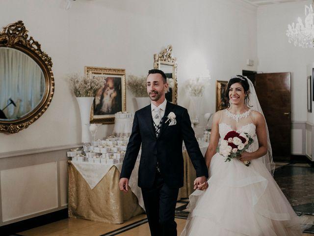 Il matrimonio di Fabio e Maria a Desio, Monza e Brianza 89