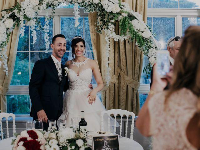Il matrimonio di Fabio e Maria a Desio, Monza e Brianza 91