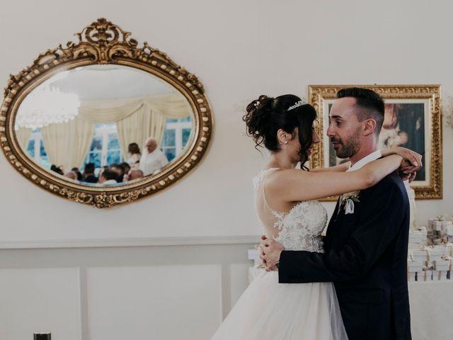 Il matrimonio di Fabio e Maria a Desio, Monza e Brianza 99