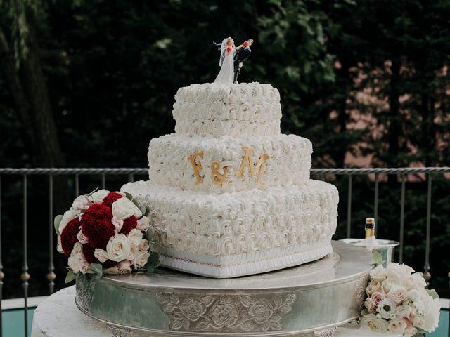 Il matrimonio di Fabio e Maria a Desio, Monza e Brianza 107