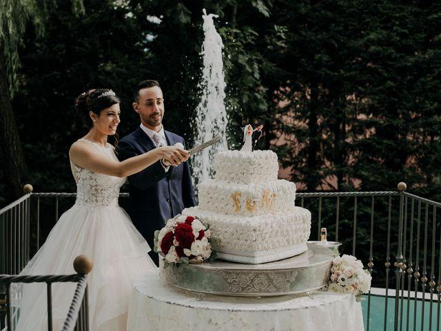 Il matrimonio di Fabio e Maria a Desio, Monza e Brianza 109