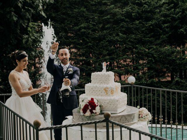 Il matrimonio di Fabio e Maria a Desio, Monza e Brianza 110