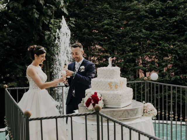 Il matrimonio di Fabio e Maria a Desio, Monza e Brianza 111
