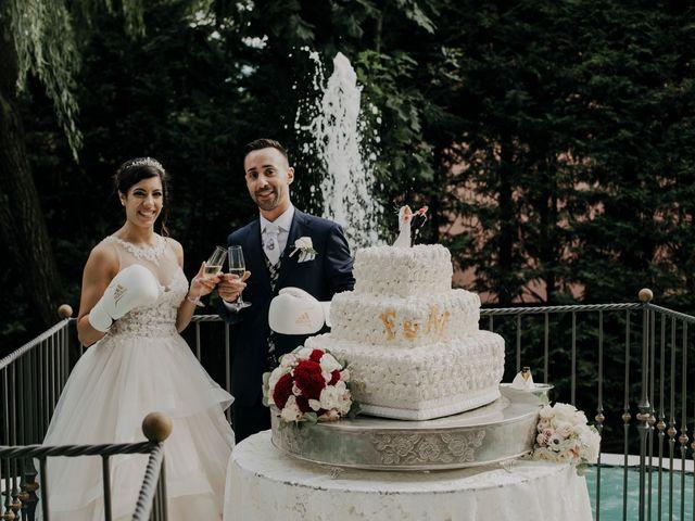 Il matrimonio di Fabio e Maria a Desio, Monza e Brianza 112