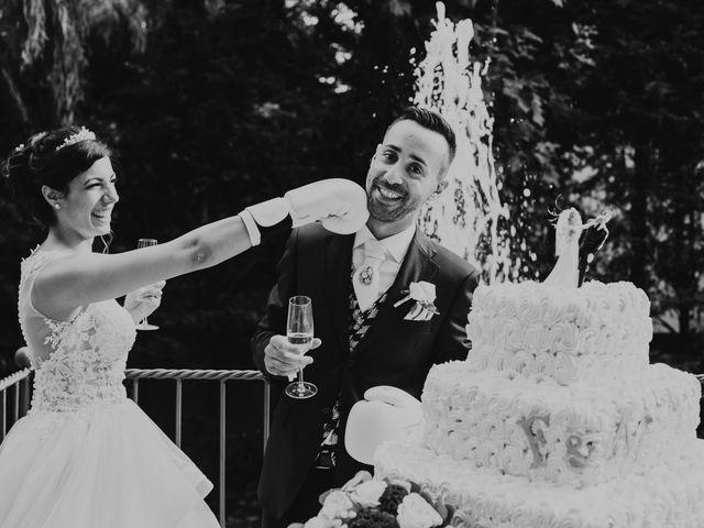 Il matrimonio di Fabio e Maria a Desio, Monza e Brianza 113