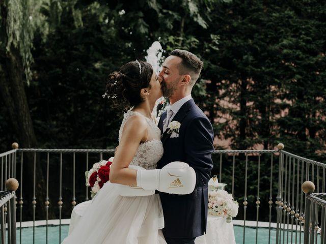 Il matrimonio di Fabio e Maria a Desio, Monza e Brianza 114