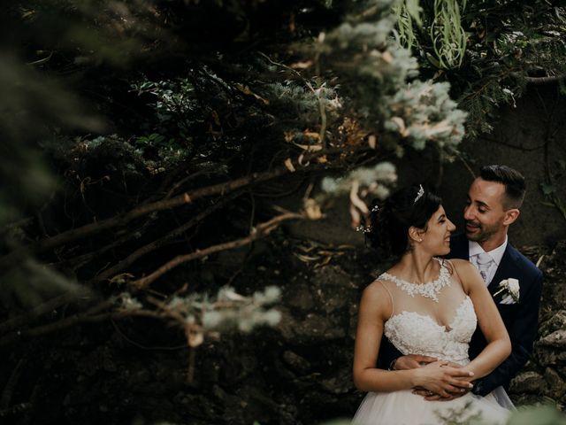 Il matrimonio di Fabio e Maria a Desio, Monza e Brianza 118