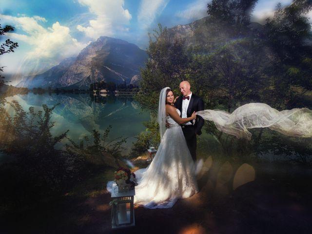 Le nozze di Roxanna e Patrick