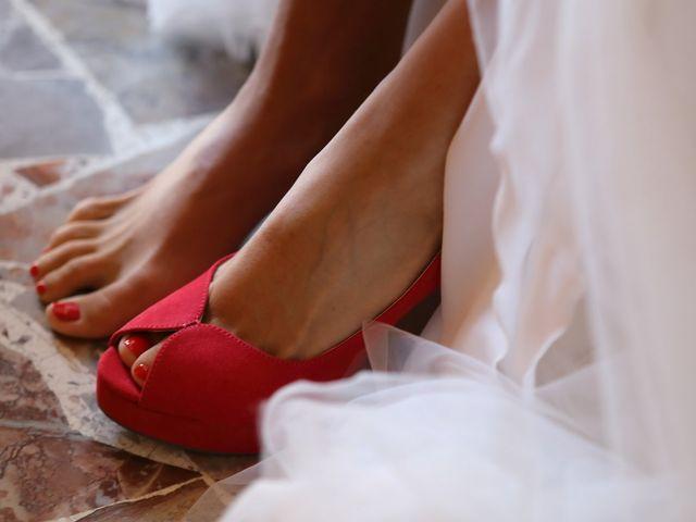 Il matrimonio di Samuele e Anita a Brivio, Lecco 9
