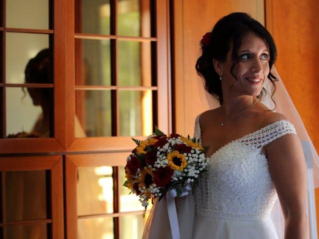 Il matrimonio di Samuele e Anita a Brivio, Lecco 10