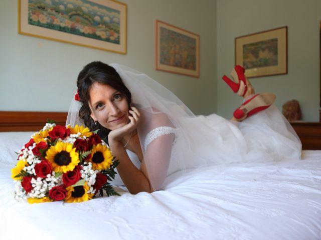 Il matrimonio di Samuele e Anita a Brivio, Lecco 11