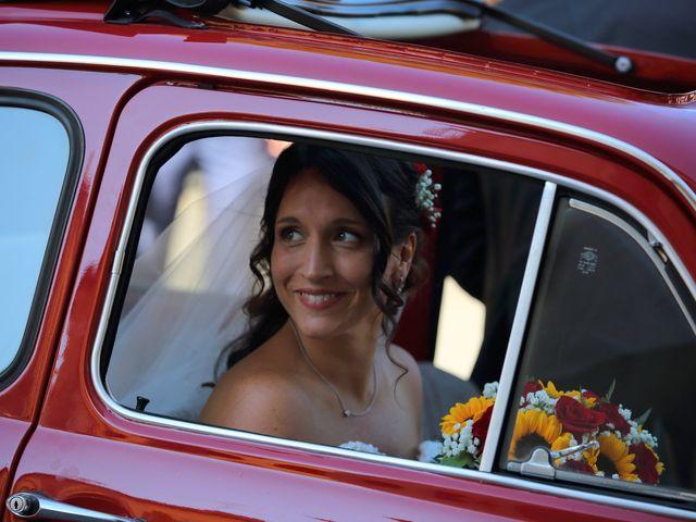 Il matrimonio di Samuele e Anita a Brivio, Lecco 13