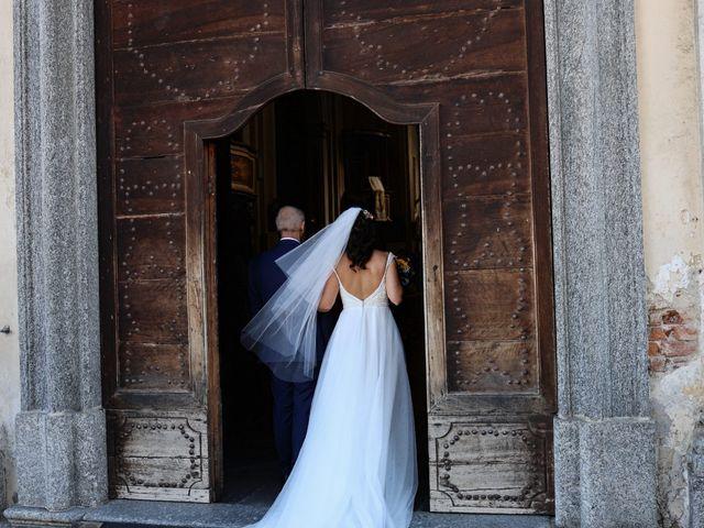 Il matrimonio di Samuele e Anita a Brivio, Lecco 14
