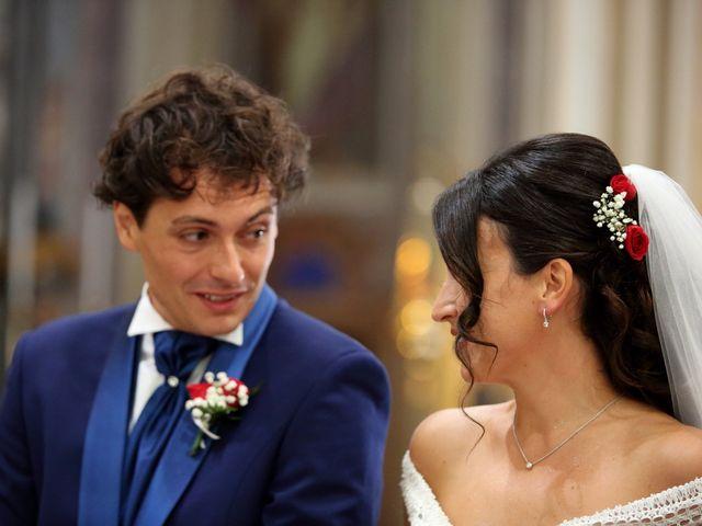 Il matrimonio di Samuele e Anita a Brivio, Lecco 16