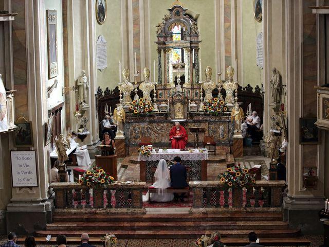 Il matrimonio di Samuele e Anita a Brivio, Lecco 18