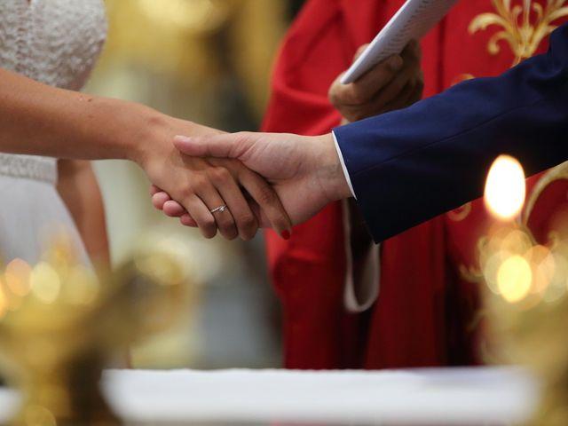 Il matrimonio di Samuele e Anita a Brivio, Lecco 19