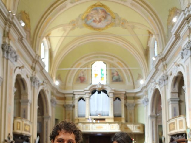 Il matrimonio di Samuele e Anita a Brivio, Lecco 20