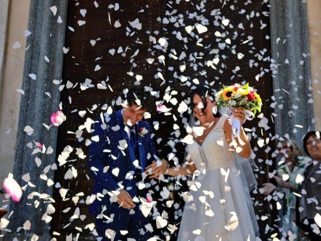 Il matrimonio di Samuele e Anita a Brivio, Lecco 22