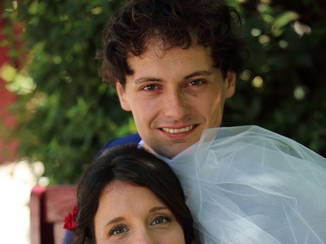 Il matrimonio di Samuele e Anita a Brivio, Lecco 28