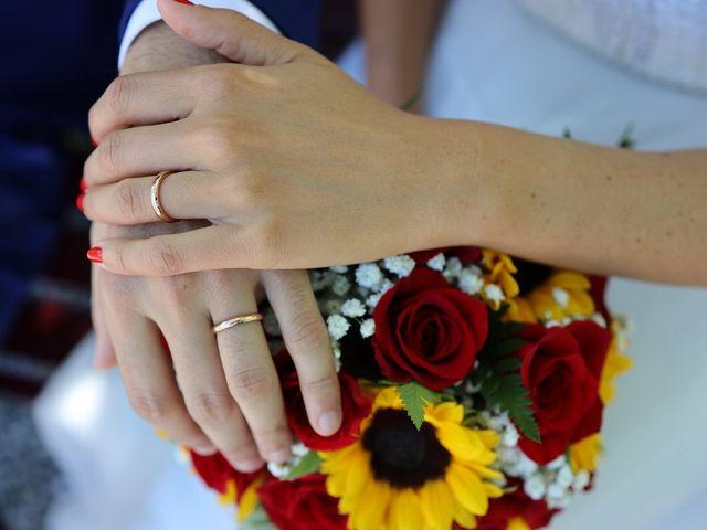 Il matrimonio di Samuele e Anita a Brivio, Lecco 29