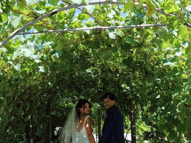 Il matrimonio di Samuele e Anita a Brivio, Lecco 30