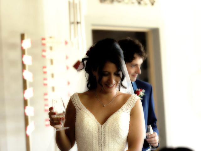 Il matrimonio di Samuele e Anita a Brivio, Lecco 32