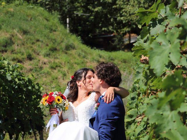 Il matrimonio di Samuele e Anita a Brivio, Lecco 34