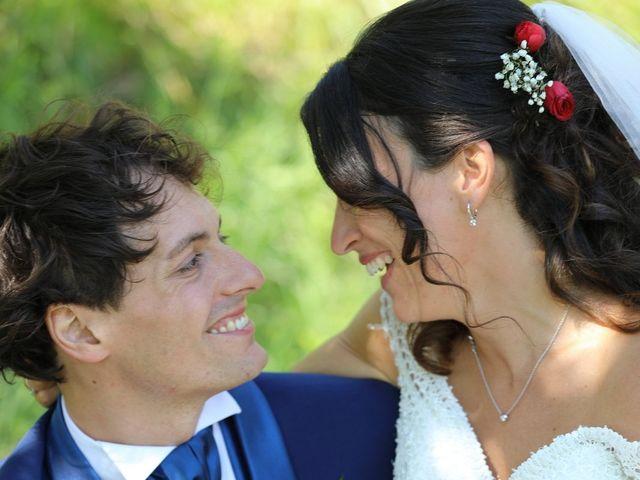 Il matrimonio di Samuele e Anita a Brivio, Lecco 36