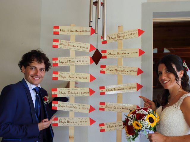 Il matrimonio di Samuele e Anita a Brivio, Lecco 37