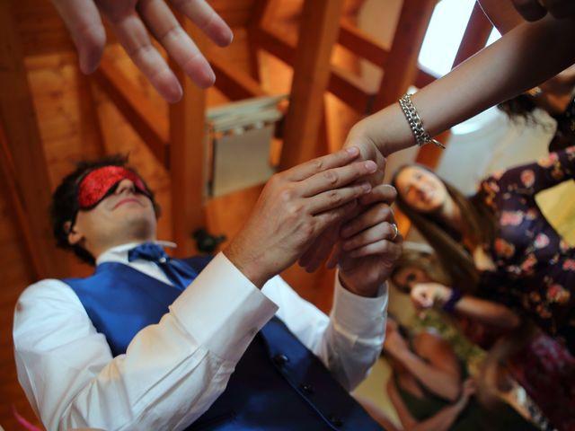 Il matrimonio di Samuele e Anita a Brivio, Lecco 39