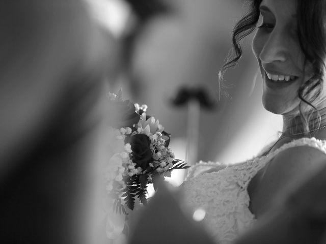 Il matrimonio di Samuele e Anita a Brivio, Lecco 41