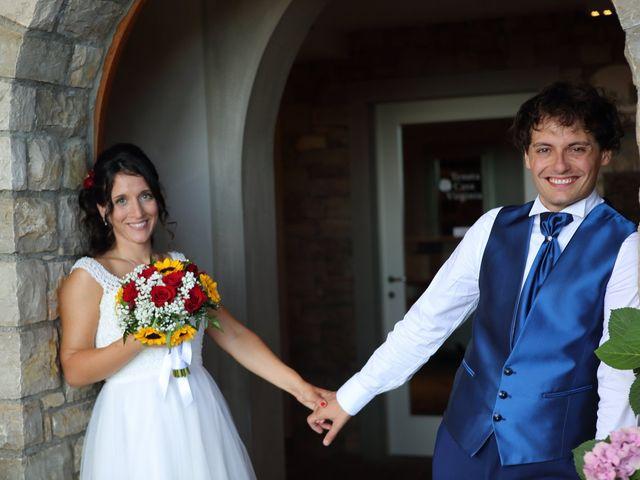 Il matrimonio di Samuele e Anita a Brivio, Lecco 43
