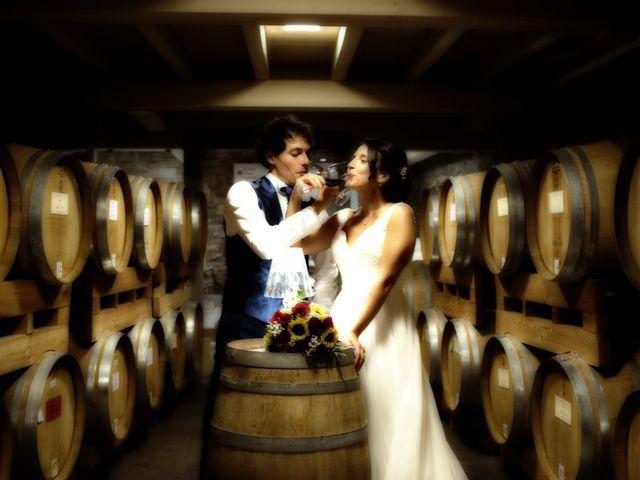 Il matrimonio di Samuele e Anita a Brivio, Lecco 44