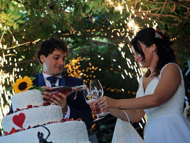 Il matrimonio di Samuele e Anita a Brivio, Lecco 47