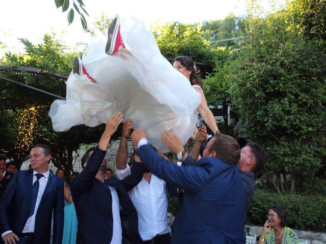 Il matrimonio di Samuele e Anita a Brivio, Lecco 50