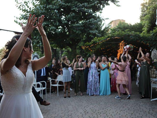 Il matrimonio di Samuele e Anita a Brivio, Lecco 51