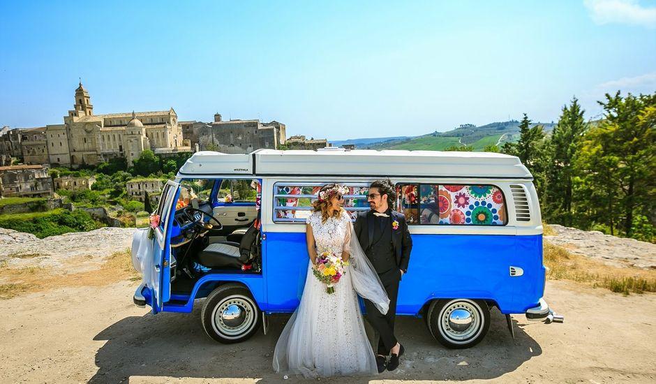 Il matrimonio di Serena e Vincenzo  a Gravina in Puglia, Bari