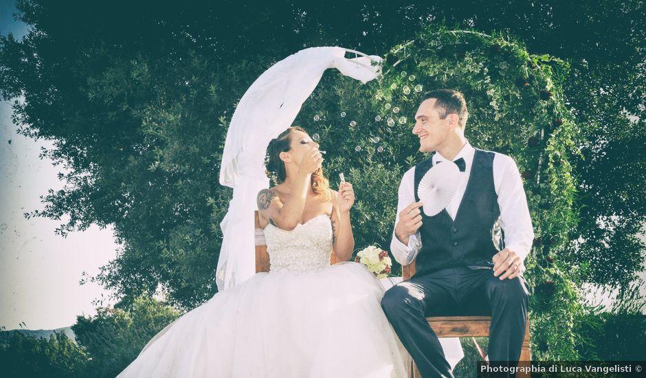 Il matrimonio di Andrea e Elisa a Gavorrano, Grosseto