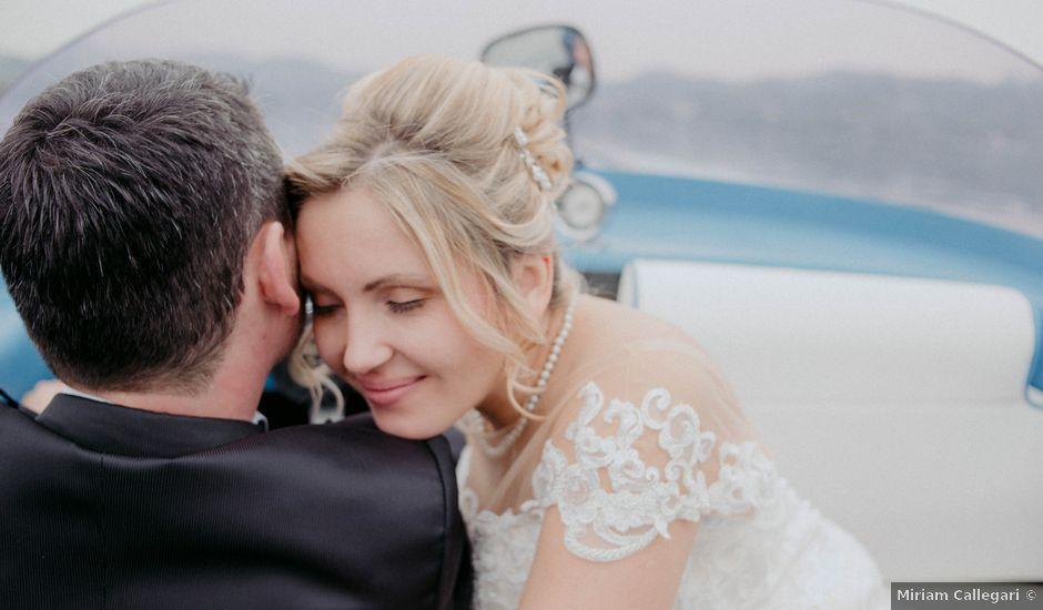 Il matrimonio di Christian e Tatiana a Viverone, Biella