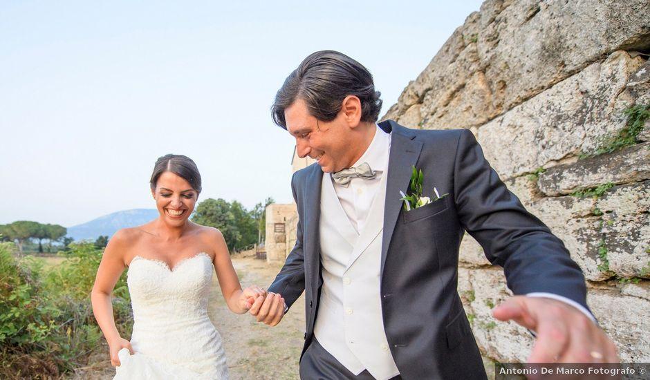 Il matrimonio di Paolo e Manuela a Agropoli, Salerno